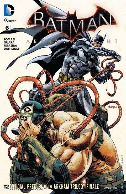Batman – Arkham Knight #6