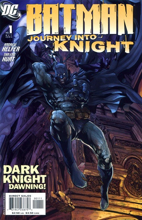 Batman – Journey Into Knight #1 – 12