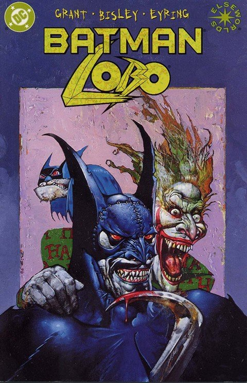 Batman-Lobo (Elseworlds) One-Shot TPB