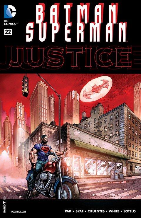 Batman – Superman #22