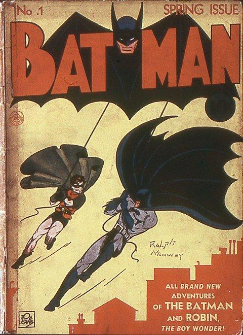 Batman Vol. 1 #1 – 713