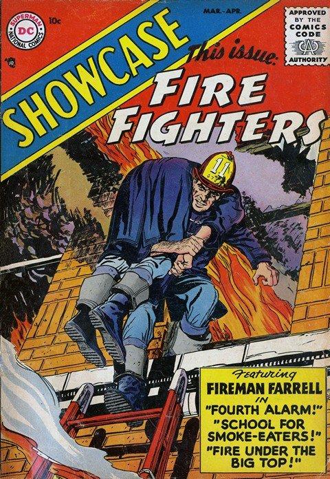 DC Showcase Vol. 1 #1 – 106 + Showcase '93 – '96
