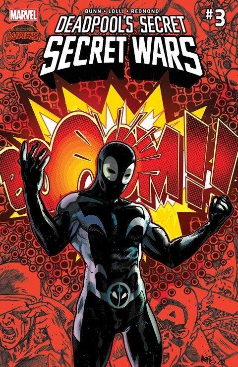 Deadpool's Secret Secret Wars #3