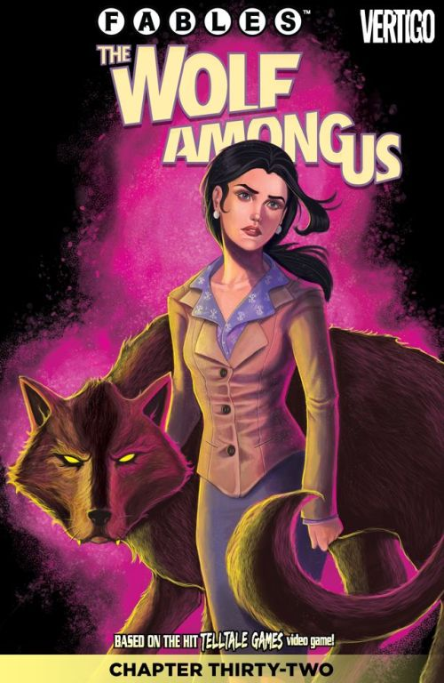 Fables – The Wolf Among Us #32