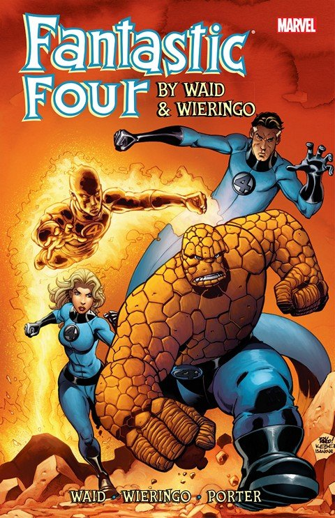 Fantastic Four By Mark Waid and Mike Wieringo – Ultimate Collection Book 3 (2011)