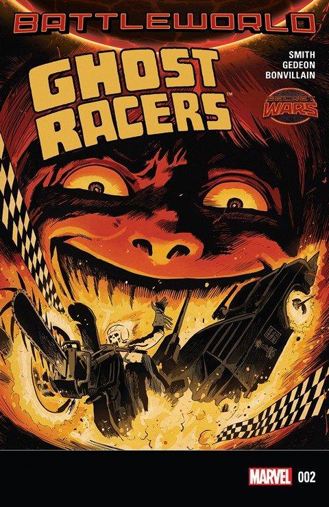 Ghost Racers #2