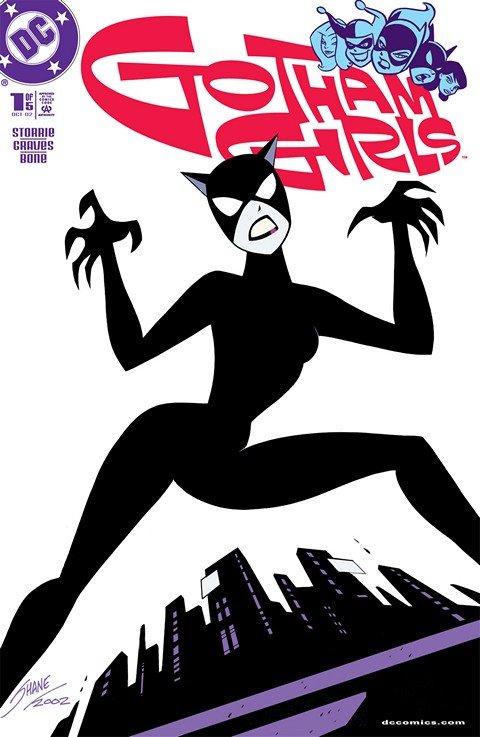 Gotham Girls #1 – 5