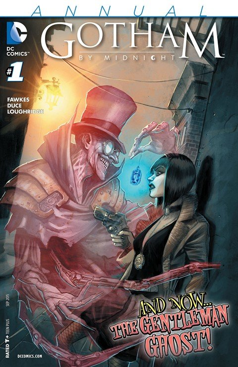Gotham by Midnight – Annual #1