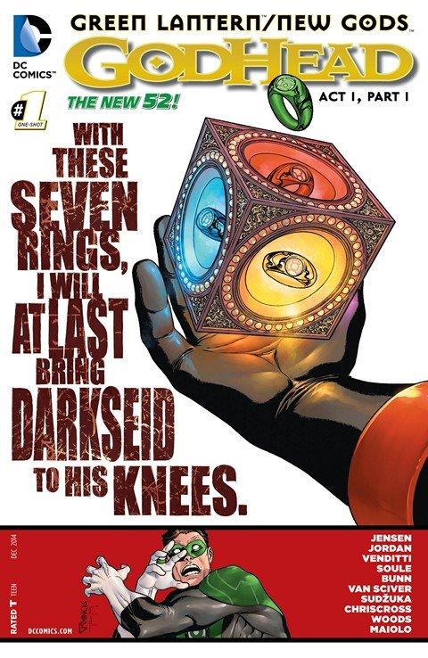 Green Lantern – Godhead (Story Arc)