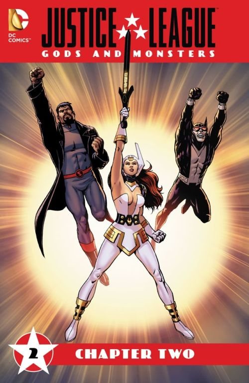 Justice League – Gods & Monsters #2
