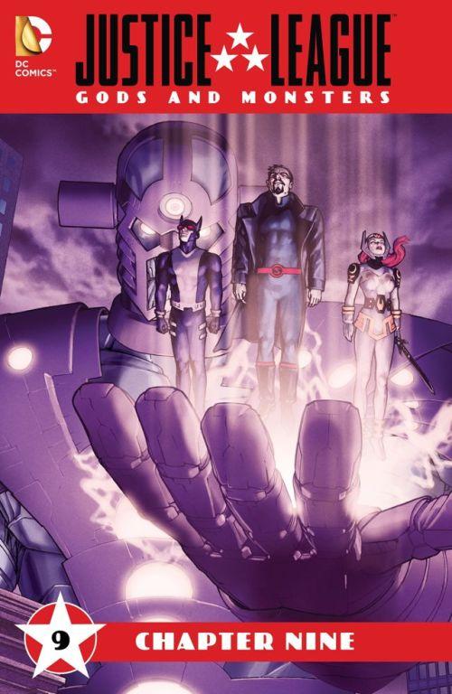 Justice League – Gods & Monsters #9