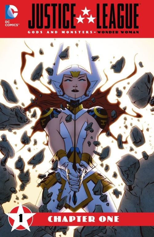 Justice League – Gods & Monsters – Wonder Woman #1