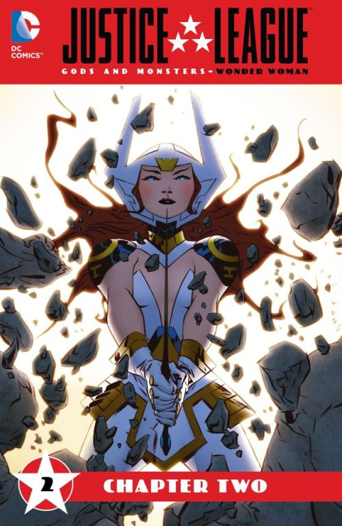 Justice League – Gods & Monsters – Wonder Woman #2