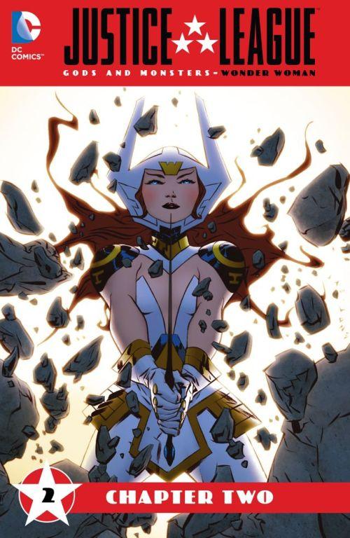 Justice League – Gods & Monsters – Wonder Woman #2