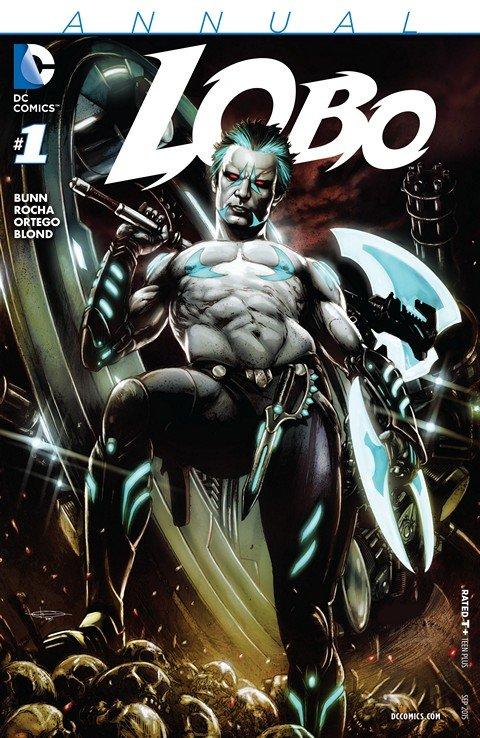 Lobo – Annual #1
