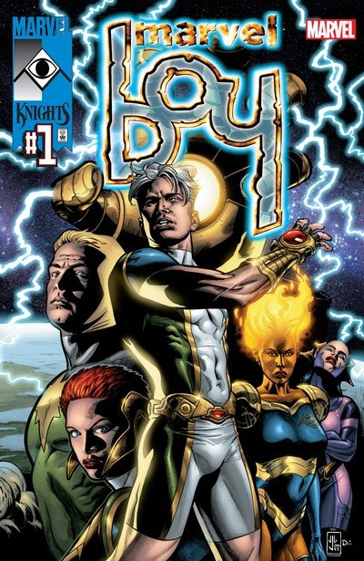 Marvel Boy #1 – 6 (2000-2001)