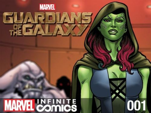 Marvel's Guardians of the Galaxy Prequel Infinite Comic #1