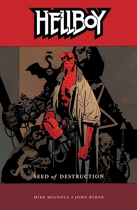 Mike Mignola (Hellboy, B.P.R.D., etc) (Ultimate Collection) (1997-2019)