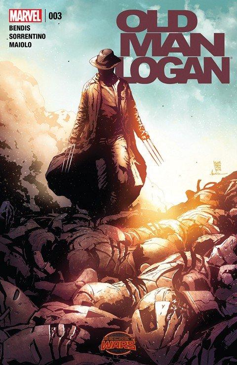 Old Man Logan #3