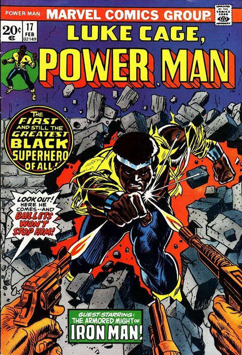 Power Man #17 – 49