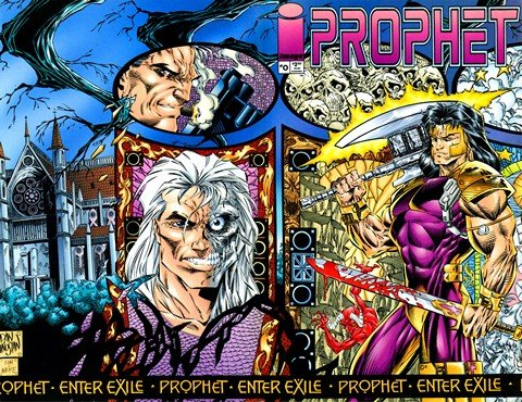 Prophet (Collection) (1994-2012)