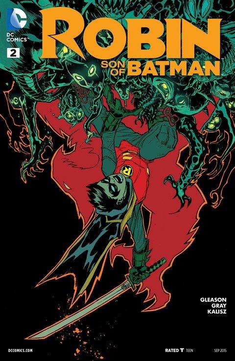 Robin – Son of Batman #2