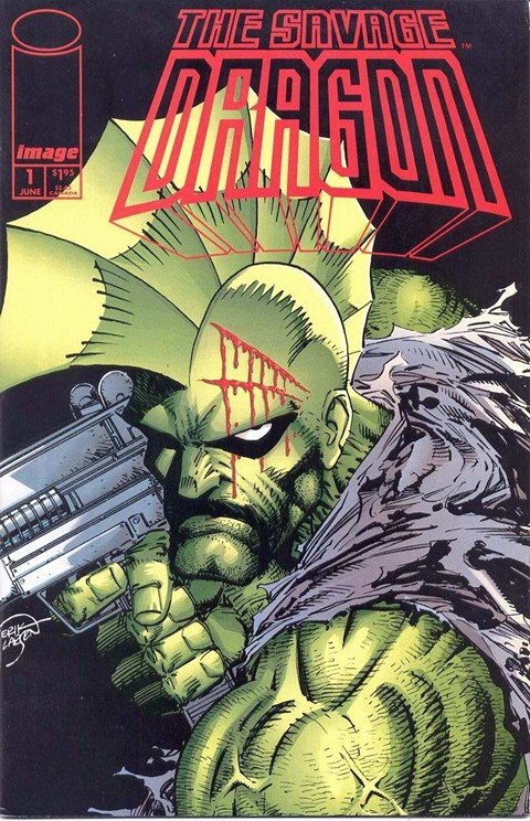 Savage Dragon #0 – 224 + Crossover Collection (1993-2014)