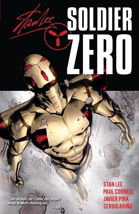 Soldier Zero Vol. 1 – 3 (TPB) (2011-2012)
