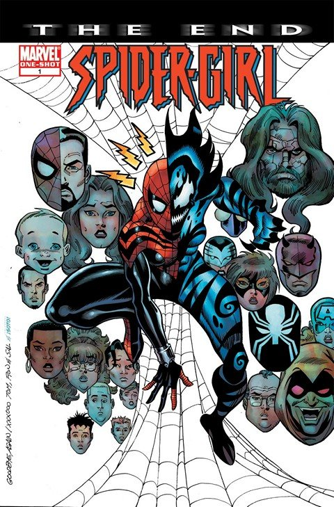 Spider-Girl – The End! #1 (2010)