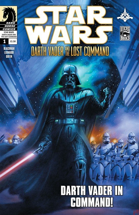 Star Wars – Darth Vader and the Lost Command #1 – 5 (2011)