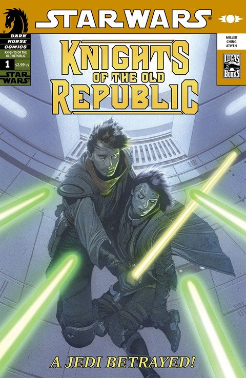 Star Wars – Knights of the Old Republic #0 – 50 (2006-2010)