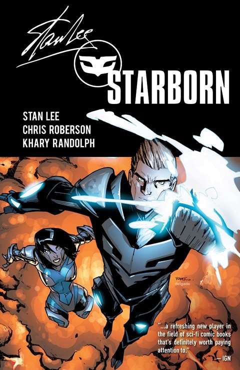 Starborn Vol. 1 – 3 (TPB) (2011-2012)