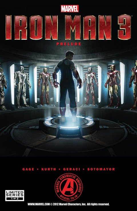 The Marvel Cinematic Universe (Collection) (2008-2015)