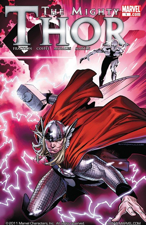 The Mighty Thor Vol. 2 #1 – 22 + TPB Vol. 1 – 3 (2011-2012)