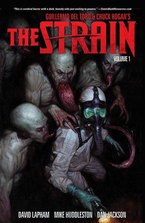 The Strain Vol. 1 (TPB) (2012)