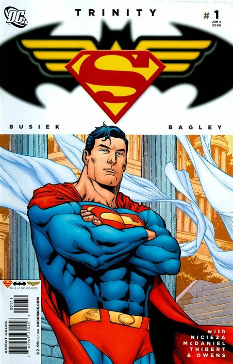 Trinity #1 – 52 (DC Comics) (2008-2009)