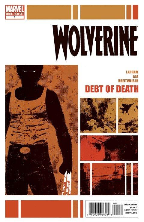 Wolverine – Debt of Death #1