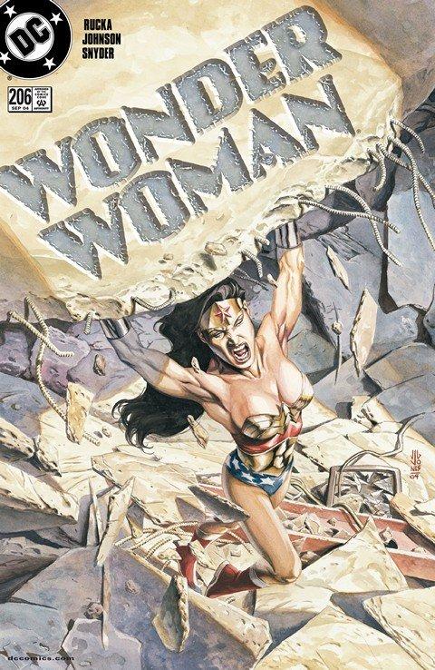 Wonder Woman – Eyes of the Gorgon (2005)