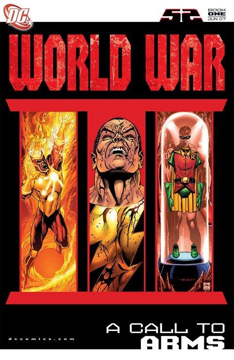 World War III #1 – 4