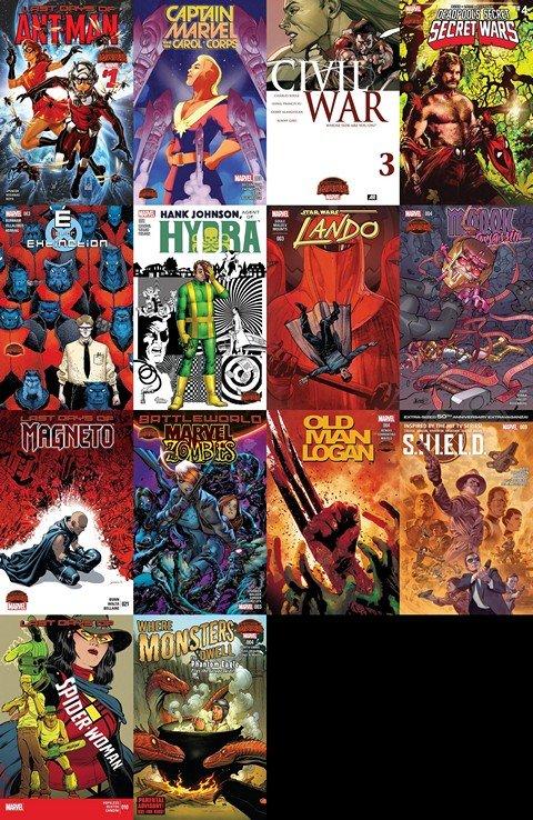 2015.08.26 Marvel Week+