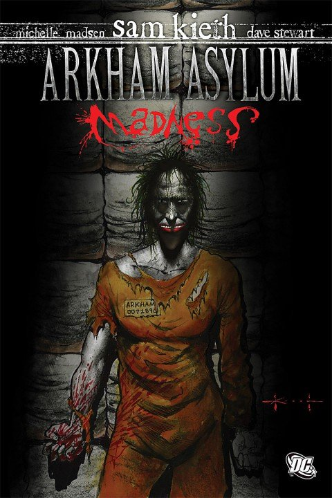 Arkham Asylum – Madness (2010)