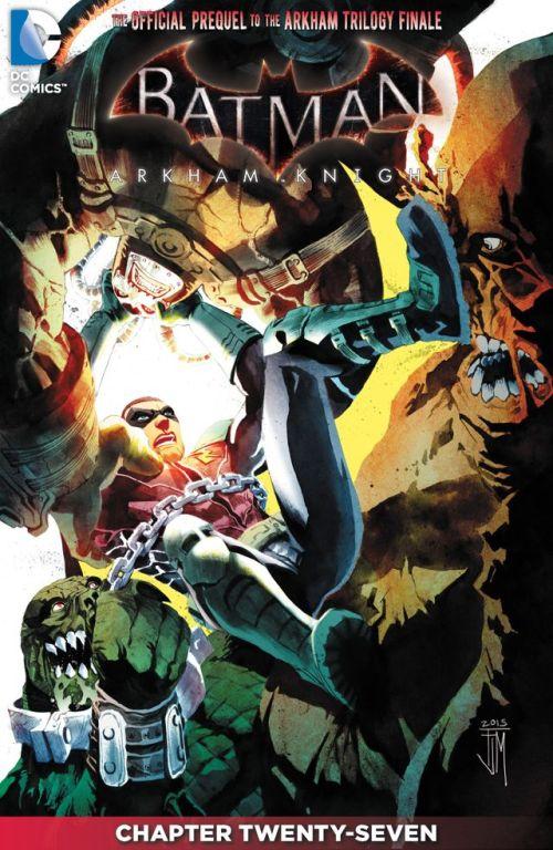 Batman – Arkham Knight #27
