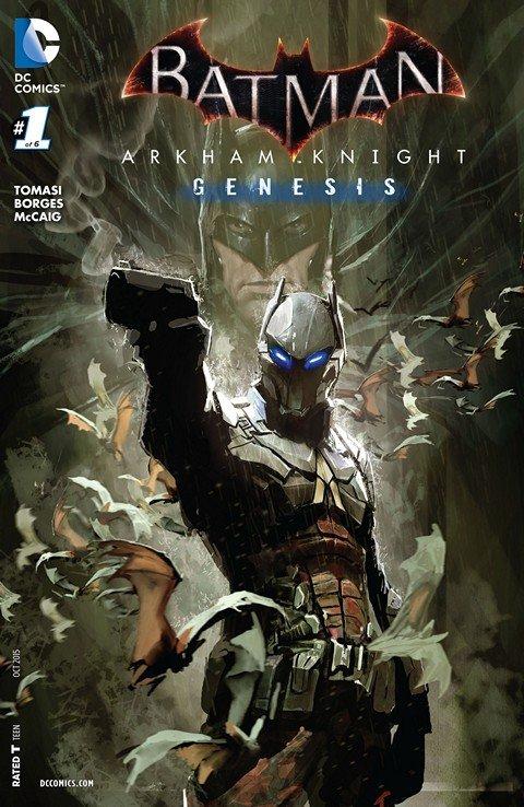 Batman – Arkham Knight – Genesis #1