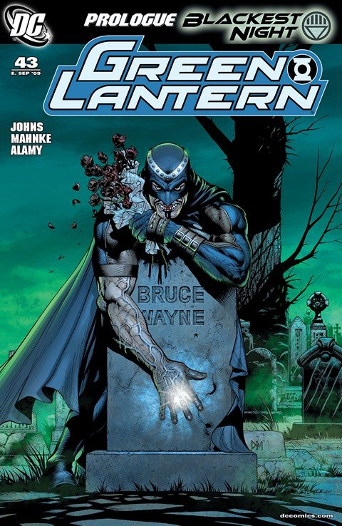 Blackest Night (Complete Order + Extras) (2009-2010)