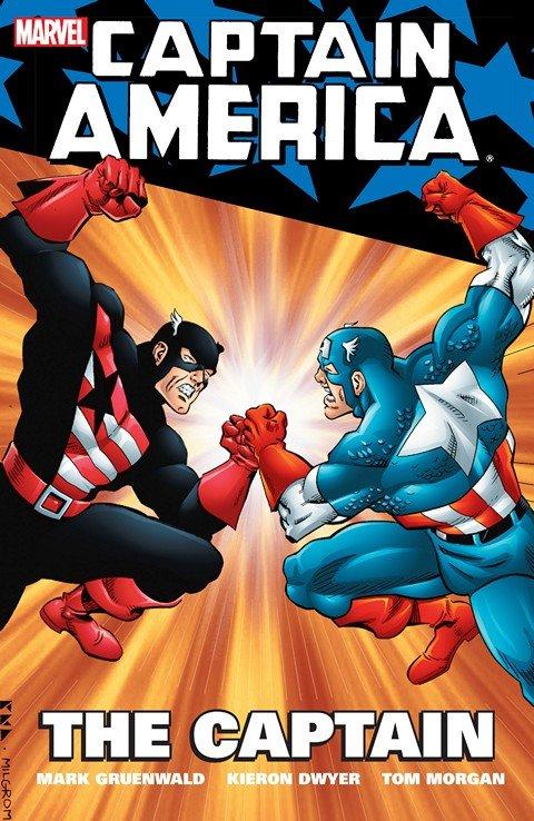 Captain America – The Captain (2011)