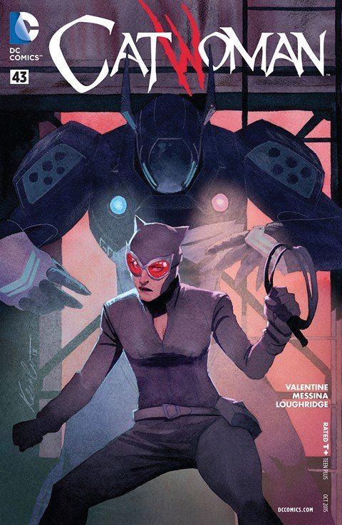 Catwoman #43