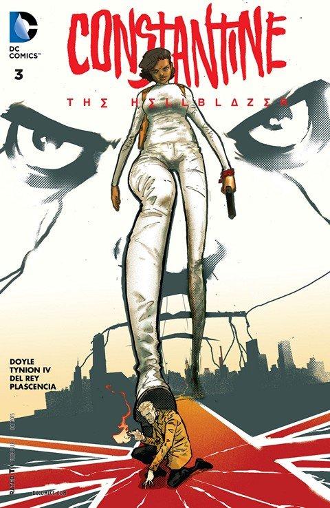 Constantine – The Hellblazer #3