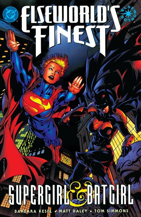 Elseworld's Finest – Supergirl & Batgirl