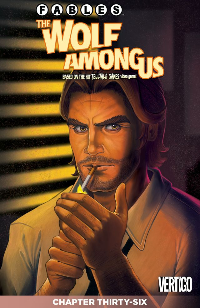 Fables – The Wolf Among Us #36
