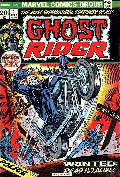 Ghost Rider Vol. 1 #1 – 81
